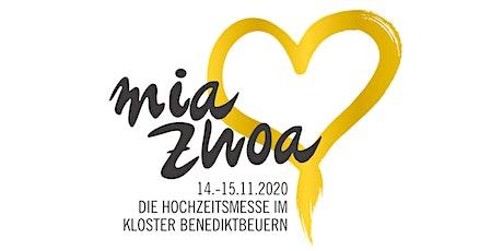 Mia Zwoa Hochzeitsmesse_2020 tickets