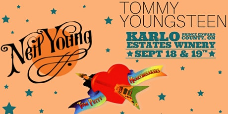 Tommy Youngsteen- Tribute to Tom Petty & Neil Young tickets