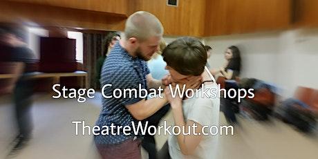 Stage Combat CPD Workshop tickets
