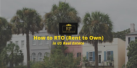 How to RTO (Rent to Own) in US Real Estate tickets