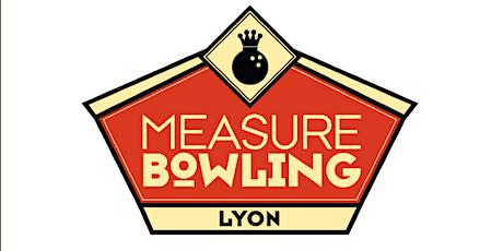 MeasureBowling Lyon 2020 billets