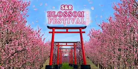 S&R BLOSSOM FESTIVAL tickets