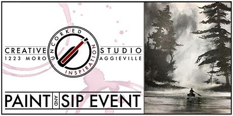 Paint & Sip | Ghostly Passage tickets