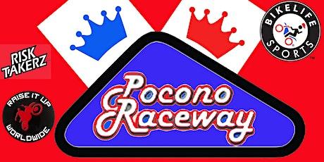 Bikelife Sport Wheelie Racing Event: Pocono Raceway tickets