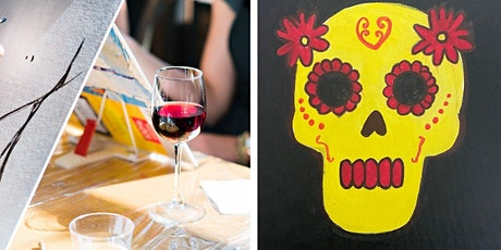 Virtual Dias de Muertos Painting Party tickets