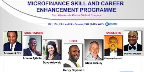 Microfinance Skill and Career Enhancement Programme tickets