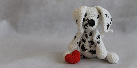 Amigurumi for Beginners 'Zoom' Online Class tickets