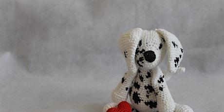Curso de crochet - Amigurumi for Beginners 'Zoom' Online Class entradas