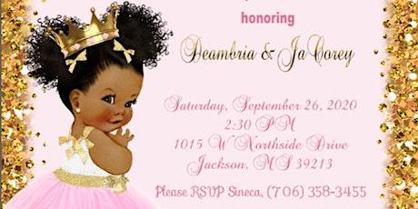 Deambria & Jacorey's Princess Pamper Party tickets