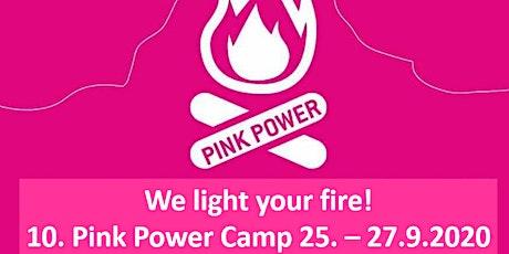 Pink Power Camp Füssen Tickets