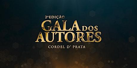 Gala dos Autores - 2ªEdição (2020) bilhetes