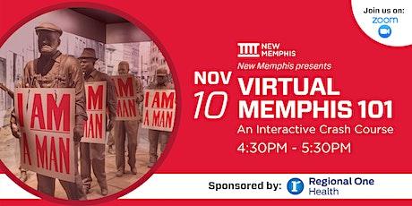 Virtual Memphis 101 tickets