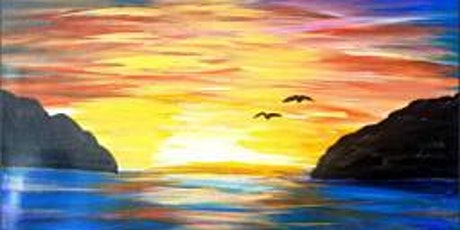 IN STUDIO CLASS  Peaceful Cove Thurs Sept 24th 6:30pm $35 tickets