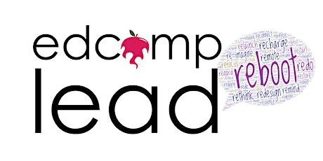 Edcamp LEAD 2020 tickets