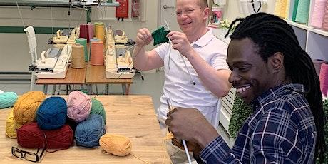 Men's Knitting Class 'Zoom' Online Class entradas