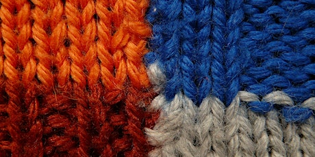 Machine Knitting- Intarsia Carriage 'Zoom' Online Class tickets