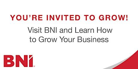 BNI Prosperity Launch Event tickets