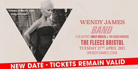 Wendy James (Ex Transvision Vamp) / Emily Breeze / The Radio Makers tickets