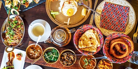 Nepalese Cuisine, Culture, and Tales | In-Person, Socially Distant Event tickets
