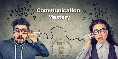 Communication Mastery Wilmington tickets