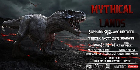 Mythical Lands at Myth Nightclub | Sunday, 09.27.20 tickets
