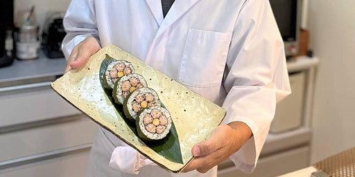 Instagramable Online Sushi Making Experience