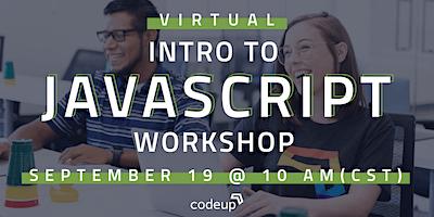 Codeup | Intro to Javascript Workshop
