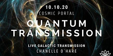 10.10 Portal and Galactic Transmission biglietti