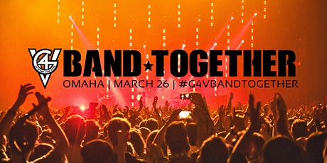 G4V Presents: BAND TOGETHER tickets
