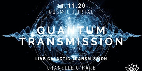 11.11 Portal and Galactic Transmission tickets