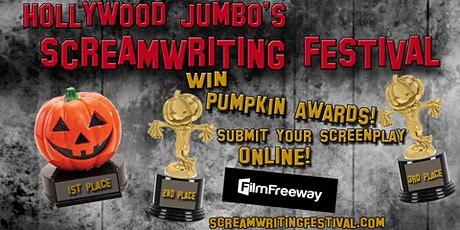 Screamwriting Screenplay Festival (submit your script)! tickets