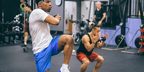 FITDAZE: HIIT BOOT CAMP W/ MARK tickets