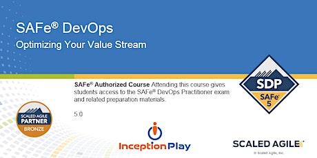 SAFe DevOps  (SDP)- Curso Online entradas