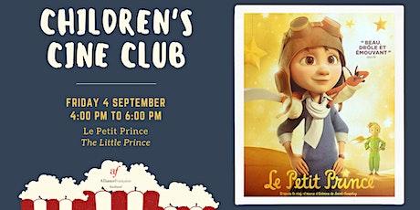 Children's Ciné Club tickets