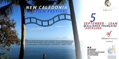 New Caledonia Film Festival + French breakfast tickets
