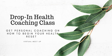 FREE Health Coaching Happy Hour tickets