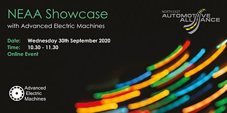 NEAA Showcase with Advanced Electric Machines tickets