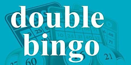 DOUBLE BINGO MONDAY SEPTEMBER 28, 2020 tickets