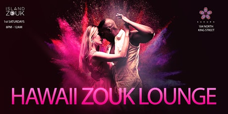 Hawaii Zouk Lounge tickets