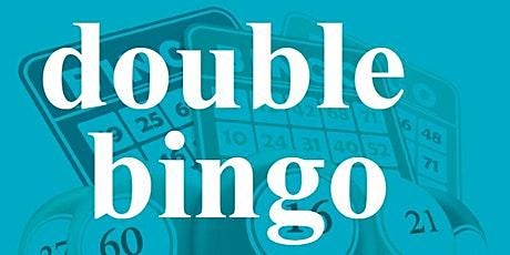 DOUBLE BINGO MONDAY OCTOBER 12, 2020  THANKSGIVING DAY tickets