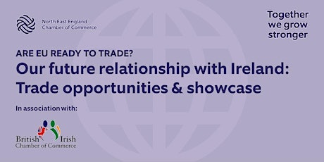 Our future relationship with Ireland: Trade opportunities & showcase tickets
