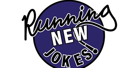 Running New Jokes tickets