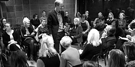 œCommunity ontmoet Mark Mieras | Utrecht tickets
