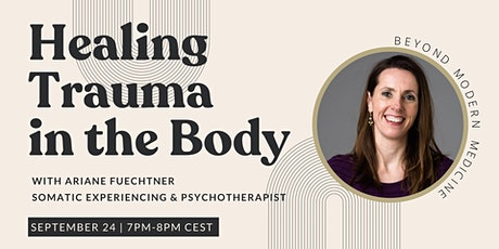 Healing Trauma in the Body tickets