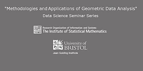 Seminar 5, Data Science Seminars: Patrick Rubin-Delanchy & Song Liu tickets