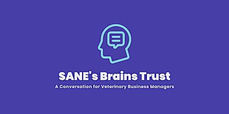 SANE's Brains Trust 2020 tickets