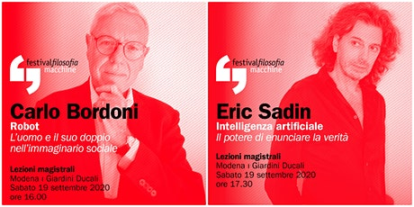 ff20   BORDONI - SADIN   Modena, Giardini Ducali biglietti