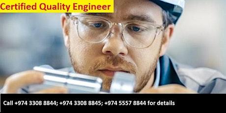 Free ASQ Certified Quality Engineer Webinar Training (DEMO CLASS) tickets