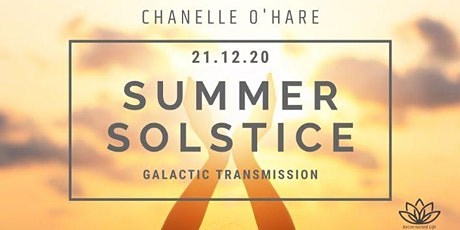 December 21st Solstice 2020 Galactic Transmission tickets
