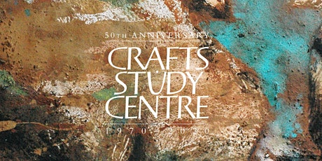 Crafts Study Centre General Admission - Timed Tickets tickets